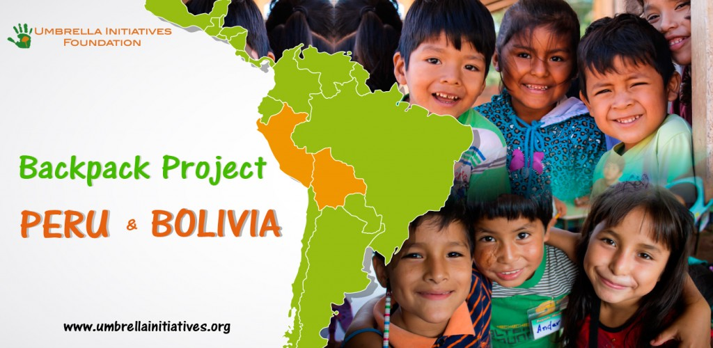 Backpack Project - Latino America