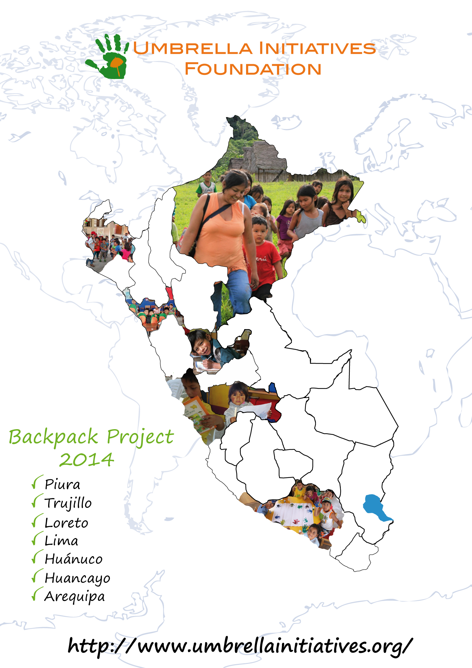 Backproject Communities 2014