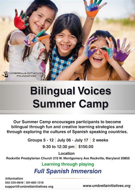 BilingualVoices project
